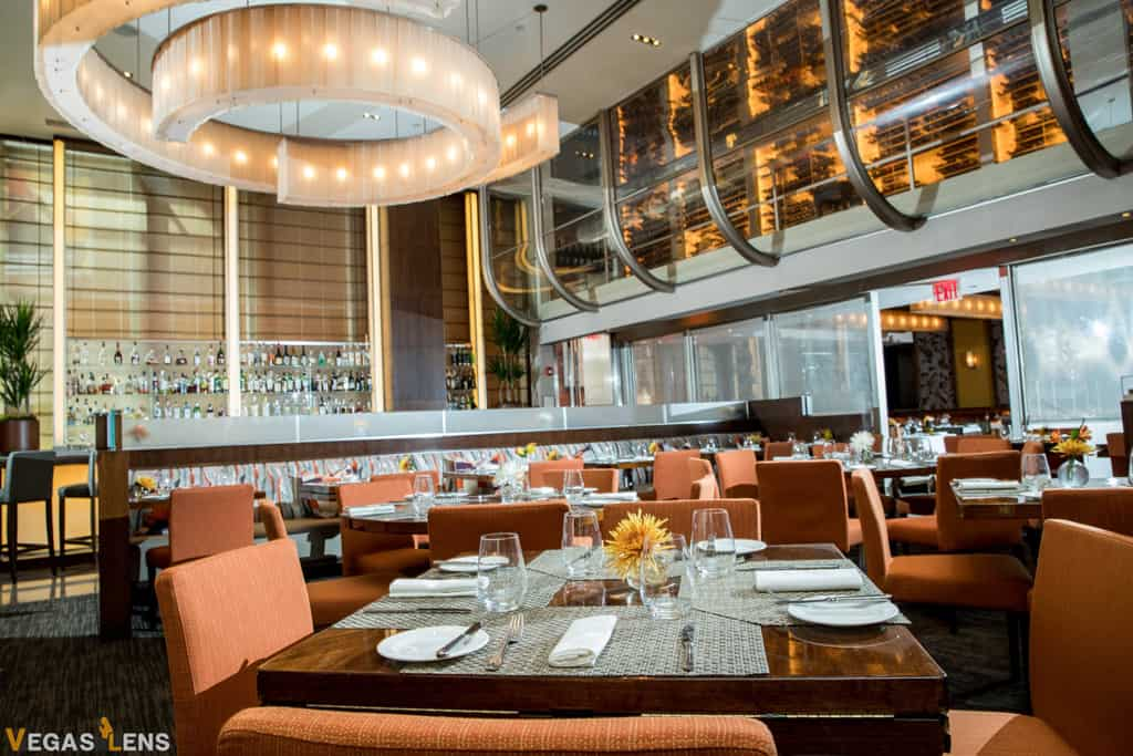 Aureole - Best Romantic Restaurants In Las Vegas