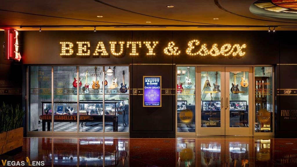 Beauty and Essex - Romantic Restaurants In Las Vegas