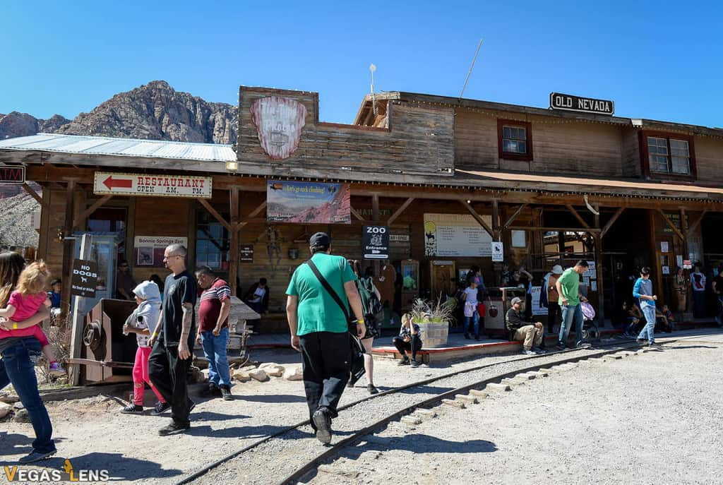 Bonnie Springs Ranch - Day trips from Vegas