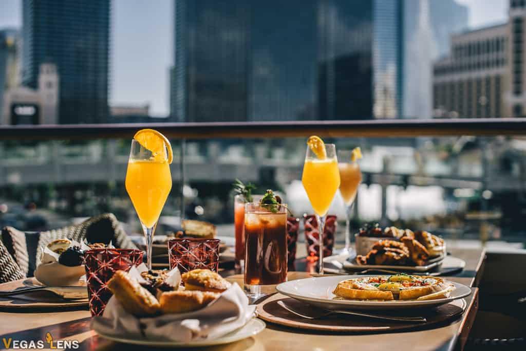 Giada - Romantic Restaurants In Vegas