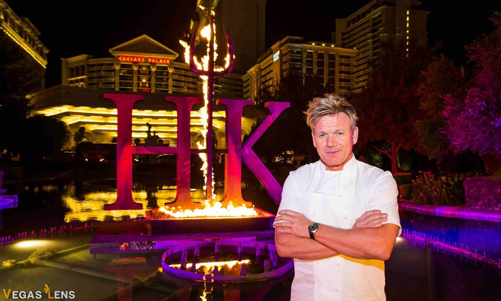 Gordon Ramsey Steak - Most Romantic Restaurant In Las Vegas