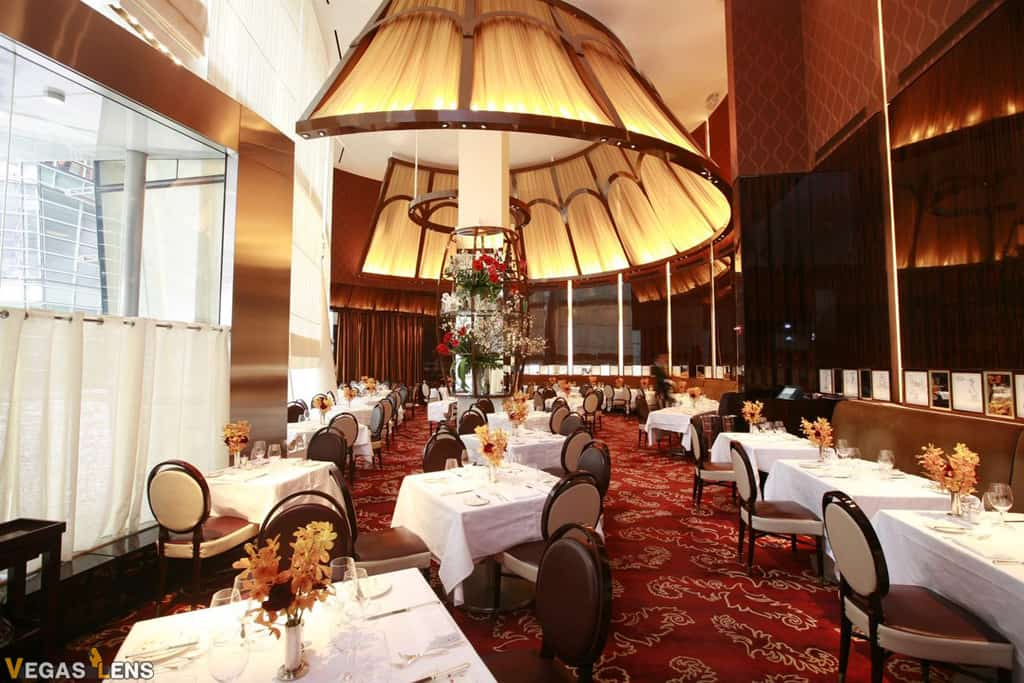 Le Cirque - Romantic Restaurants In Las Vegas