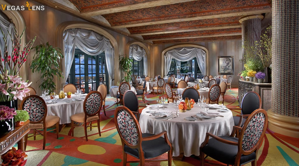 Picasso - Best Romantic Restaurants In Las Vegas