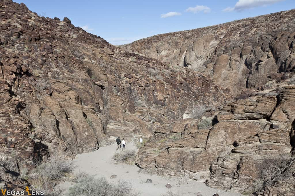 Sloan Canyon National Conservation Area - Day trips from Vegas