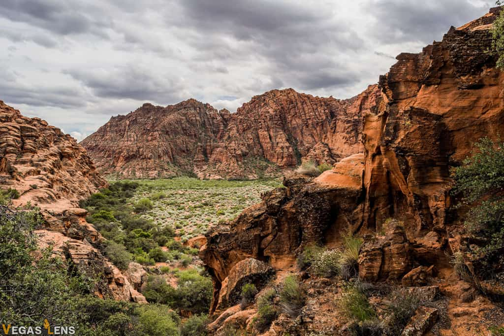 Snow Canyon State Park - Day trips from Las Vegas