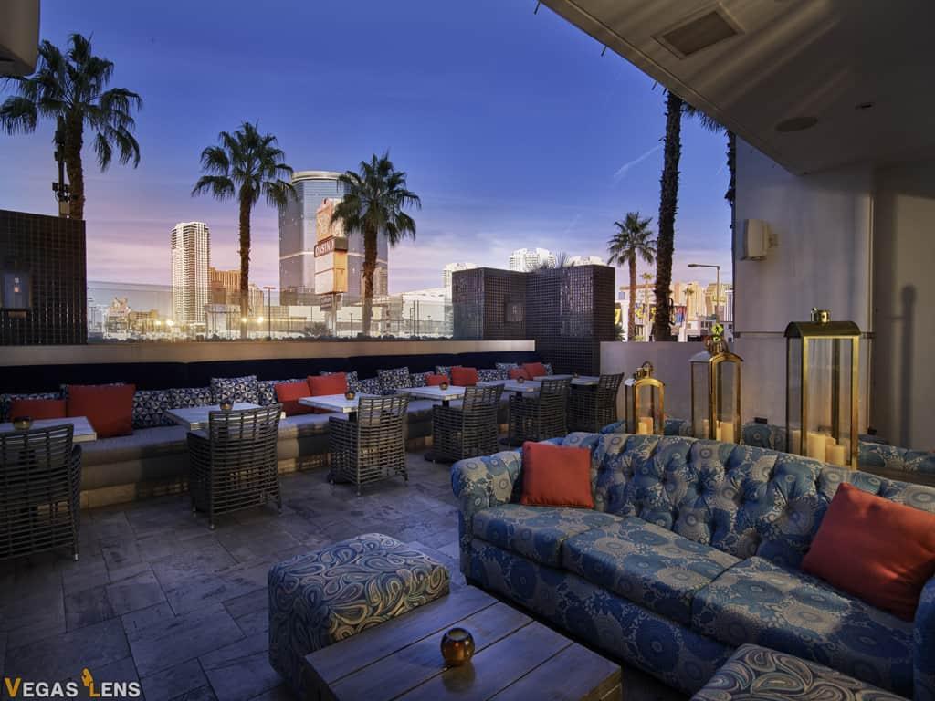 The Barrymore - Most Romantic Restaurant In Las Vegas