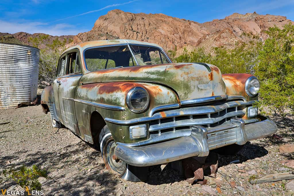 The Techatticup Gold Mine - Las Vegas day trips