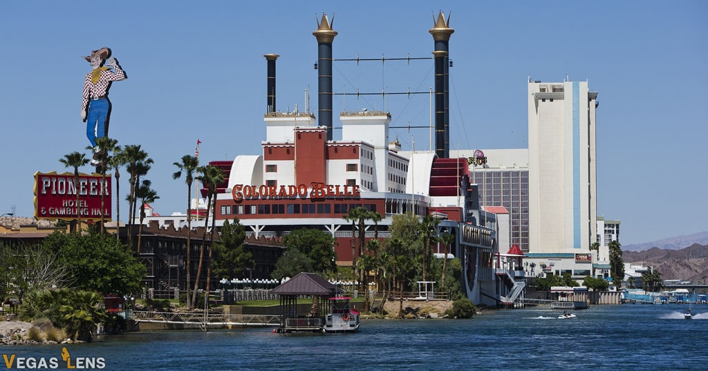 The Town of Laughlin - Day trips from Las Vegas