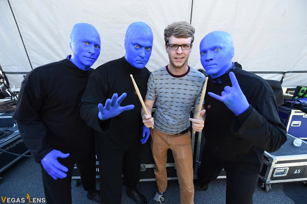 Blue Man Group - Daytime shows in Las Vegas