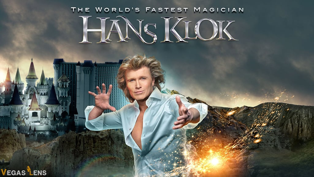 Hans Klok - Daytime shows in Las Vegas