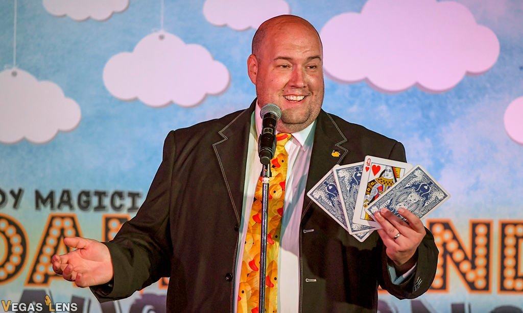 Laughternoon - Vegas daytime shows