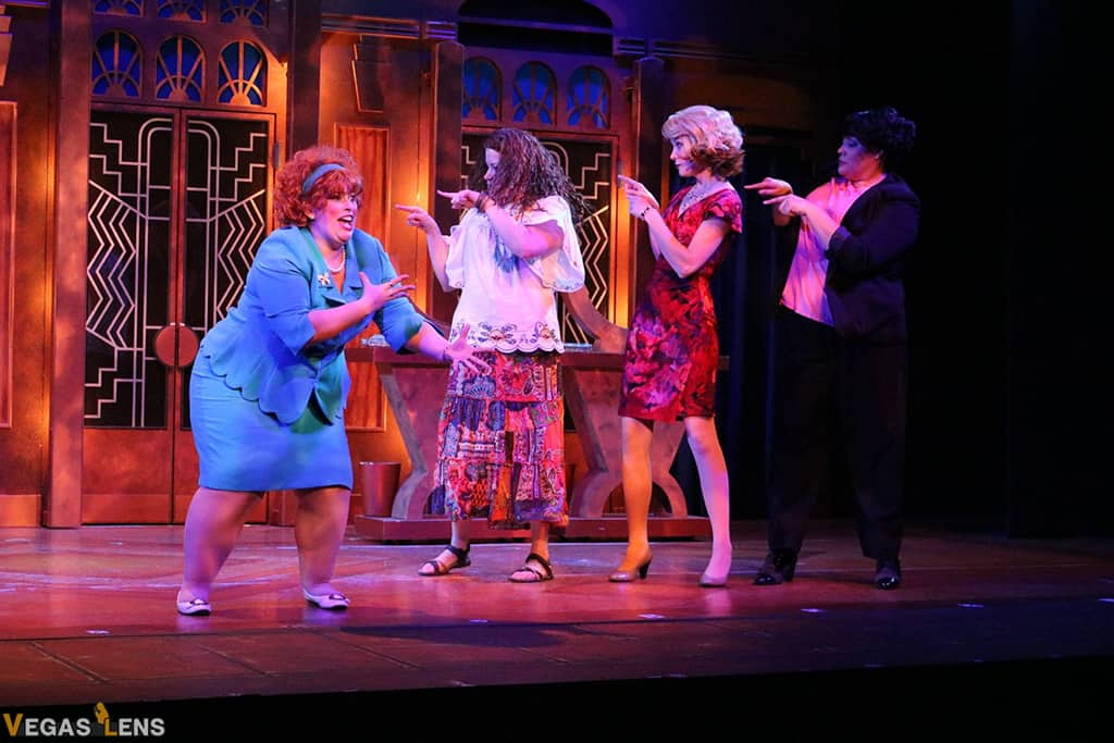 Menopause the Musical - Las Vegas daytime shows