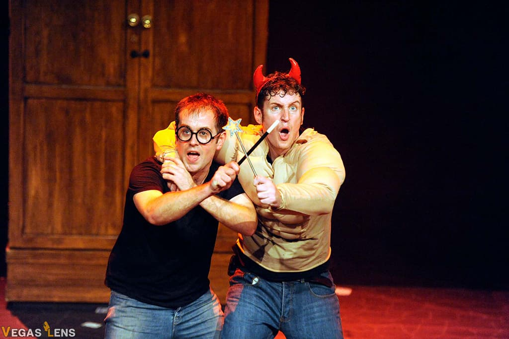 Potted Potter - Las Vegas matinee shows