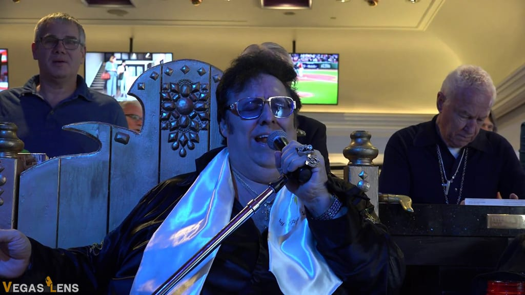 The Big Elvis Show - Afternoon shows in Las Vegas