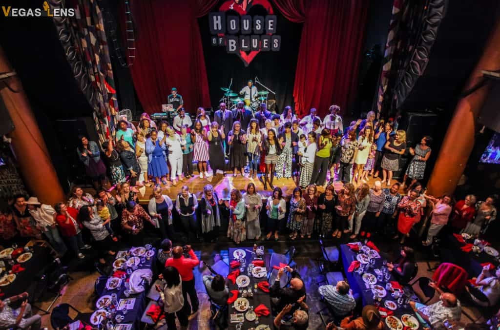 World Famous Gospel Brunch at House of Blues - Las Vegas matinee shows