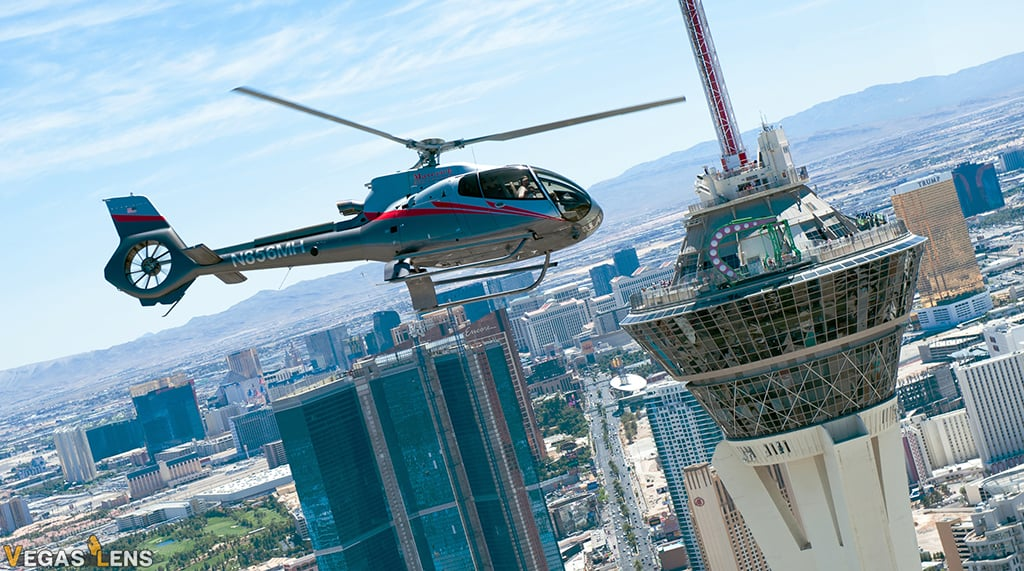 Las Vegas Helicopter Tours - Bachelorette ideas in Vegas