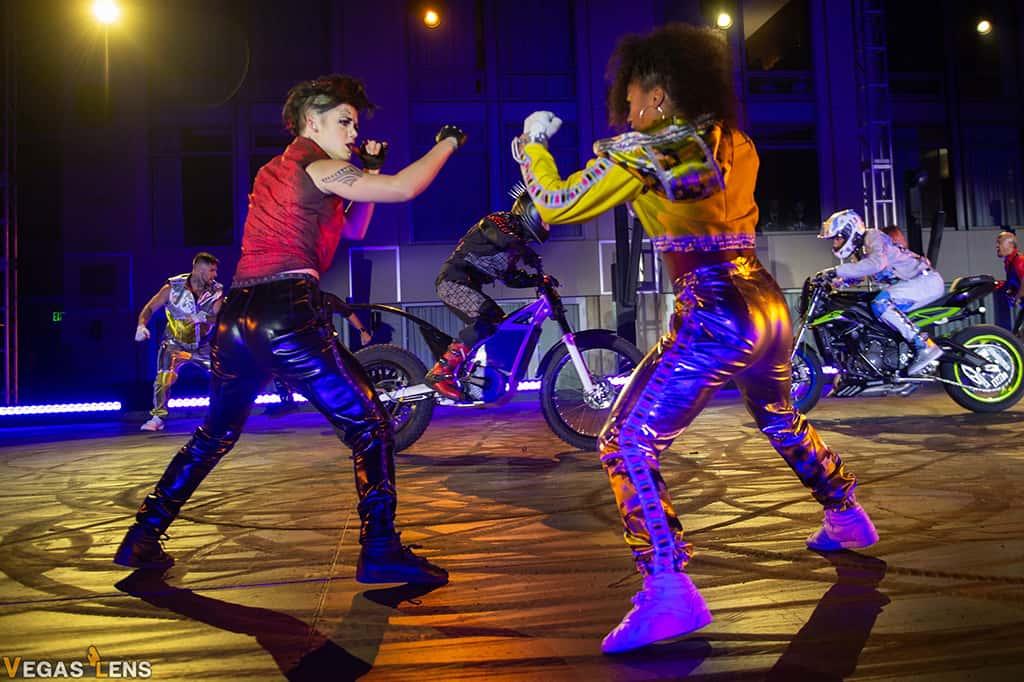 R.U.N - Cirque du Soleil shows in Vegas