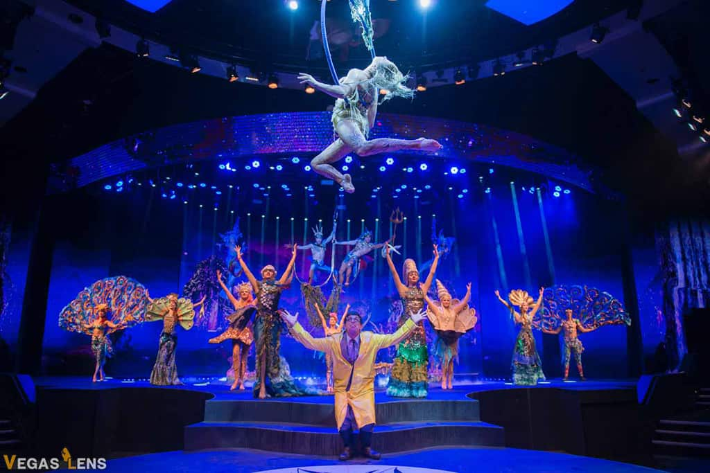 WOW – The Vegas Spectacular - Las Vegas water show