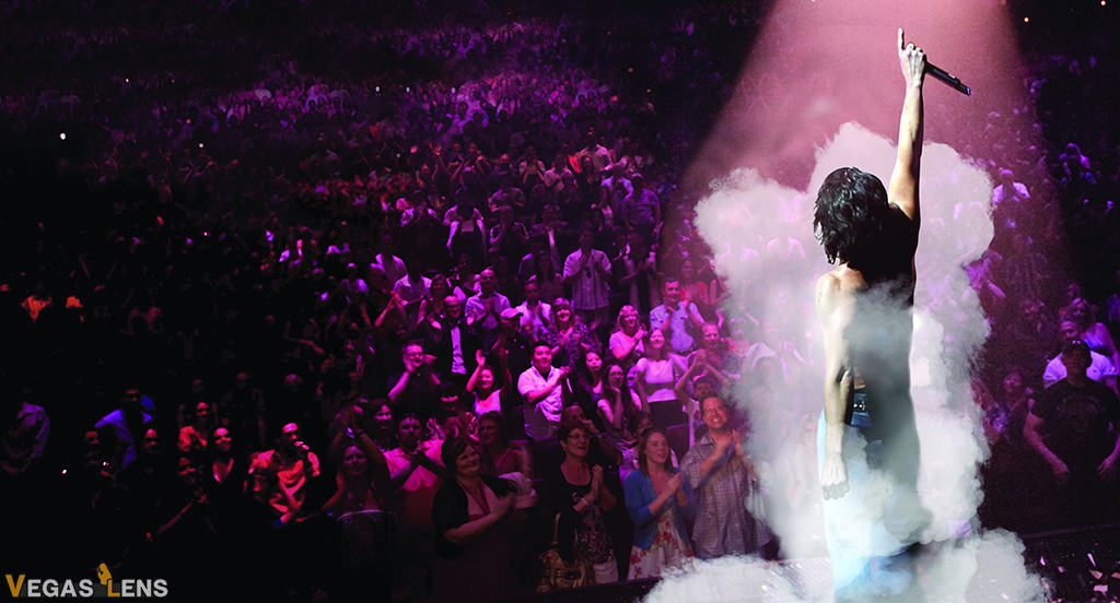Criss Angel Mindfreak - Vegas magic shows