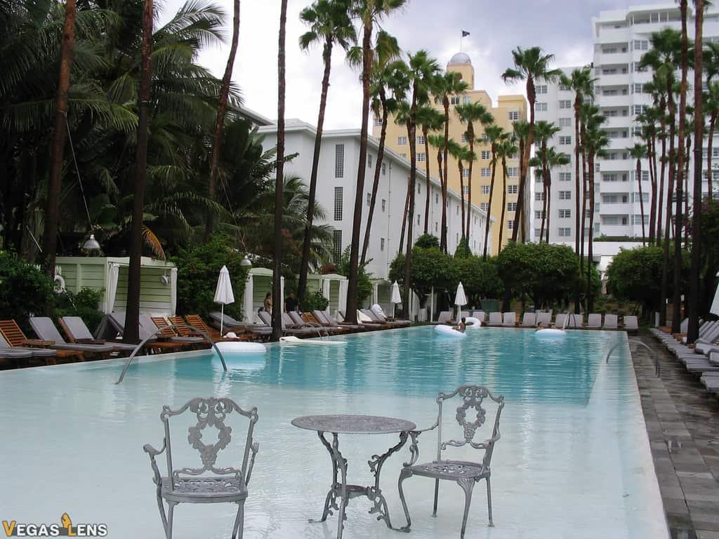 Delano Hotel - Best pools in Vegas