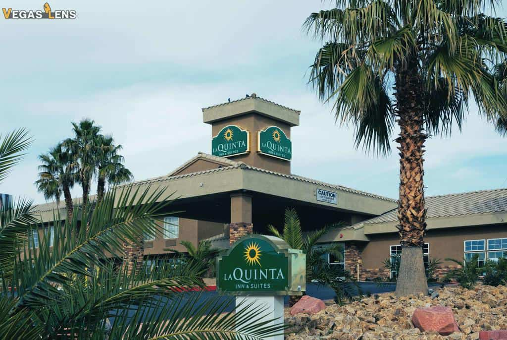 La Quinta Inn & Suites - Las Vegas dog friendly hotels
