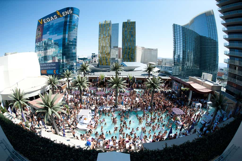 Marquee Dayclub - Best pool in Las Vegas