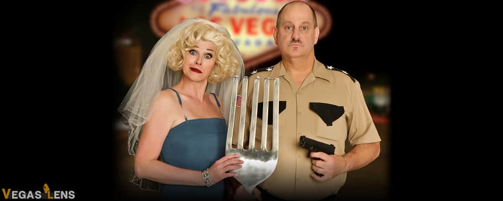 Marriage Can Be Murder - Dinner shows in Vegas