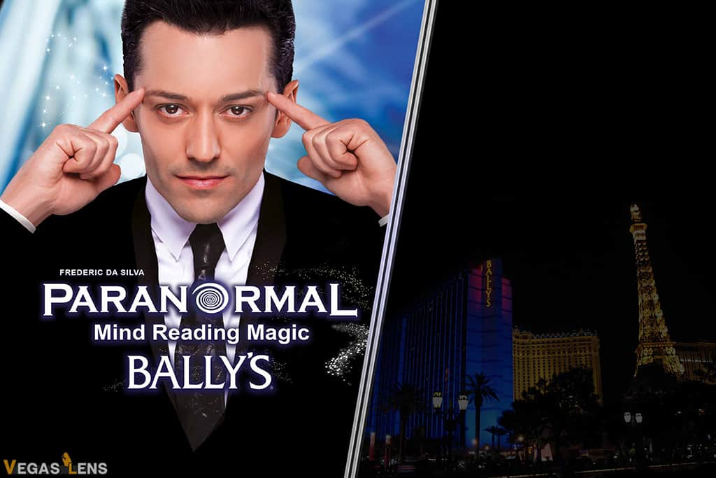 Paranormal Mind Reading Magic - Vegas magicians
