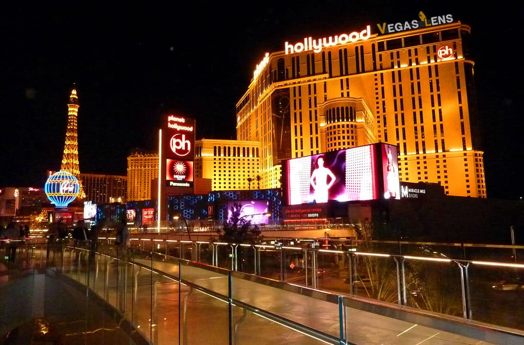 Planet Hollywood - Pet friendly hotels in Vegas
