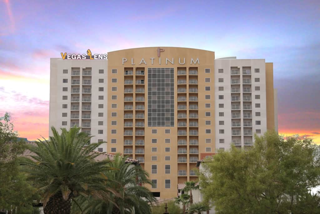 Platinum Hotel & Spa - Pet friendly Vegas hotels
