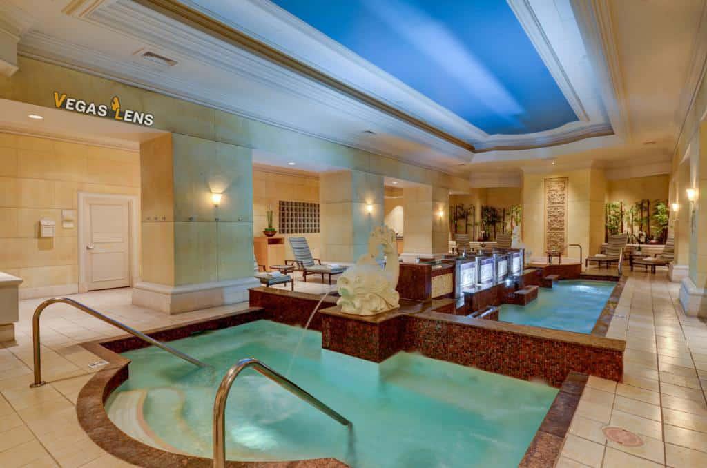 Spa Mandalay - Vegas spa