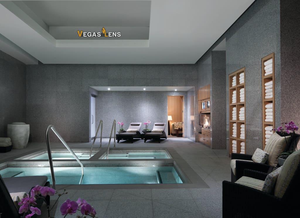 The ARIA Resort Spa - Las Vegas spas