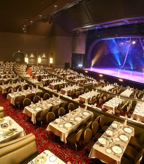 The Top 8 Las Vegas Dinner Shows - Dinner shows in Vegas