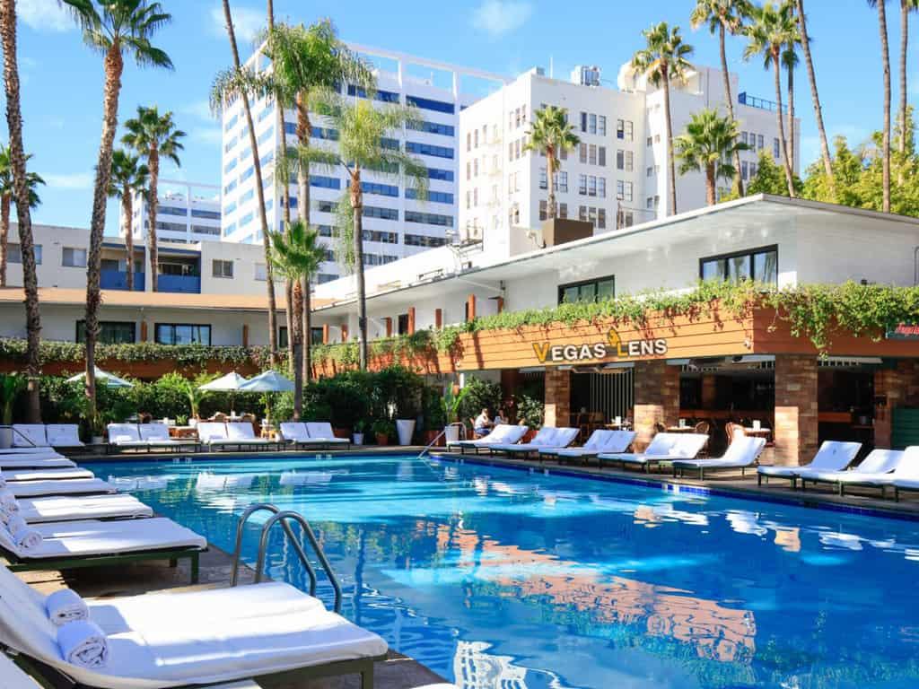 The Tropicana Pool - Best Las Vegas pools