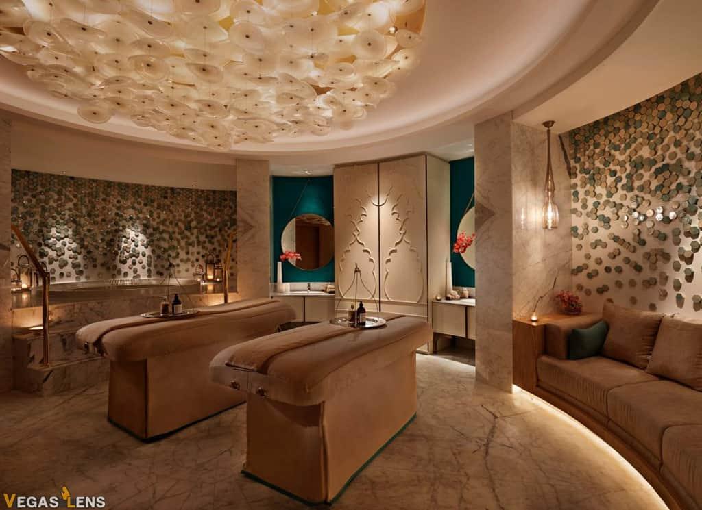 The Waldorf Astoria Spa - Spas in Vegas