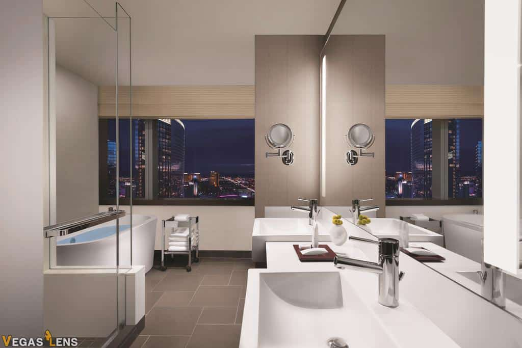 Vdara Hotel & Spa - Best spas in Las Vegas