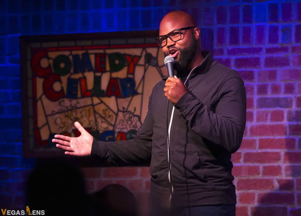 Comedy Cellar - Las Vegas comedy shows