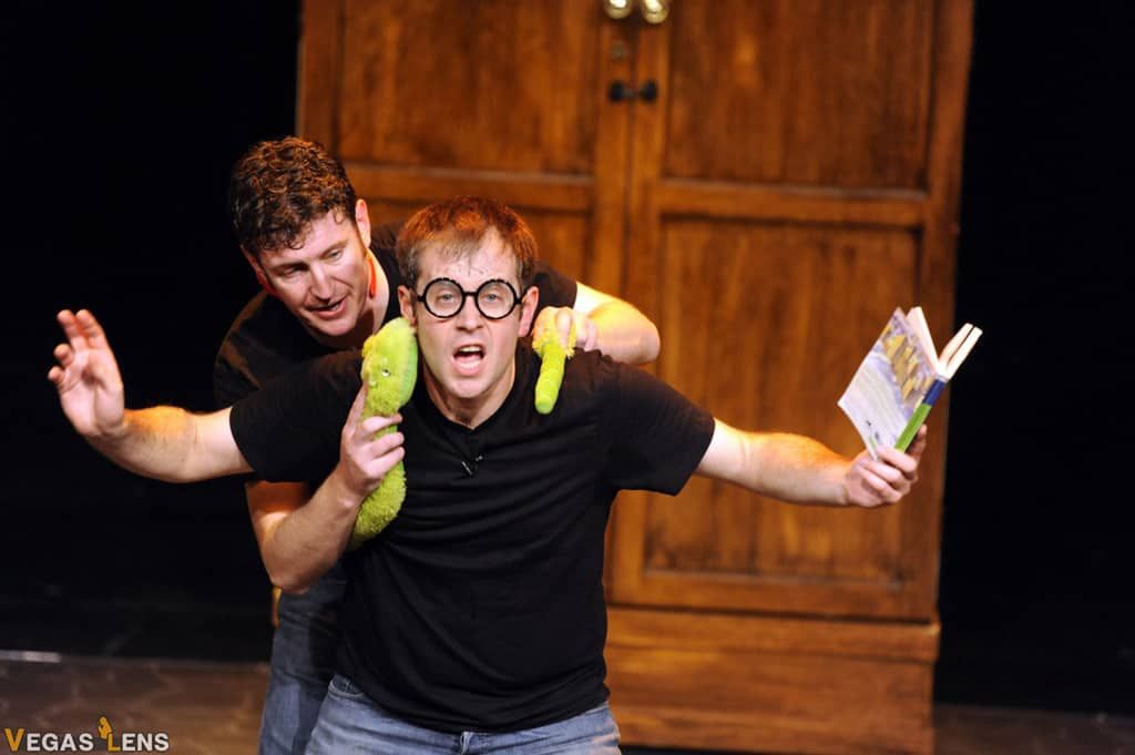 Potted Potter - Comedy shows in Las Vegas