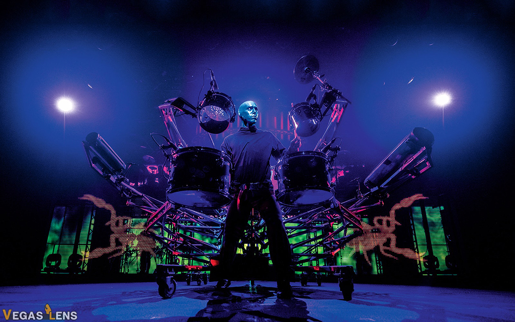 Blue Man Group - Things to do in Las Vegas with Teens
