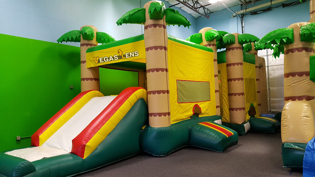 Jumper's Jungle Family Fun Center - Jumping Places in Las Vegas