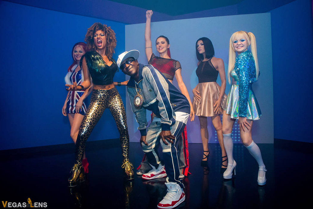Madame Tussauds Las Vegas - Things to do in Las Vegas with Teens