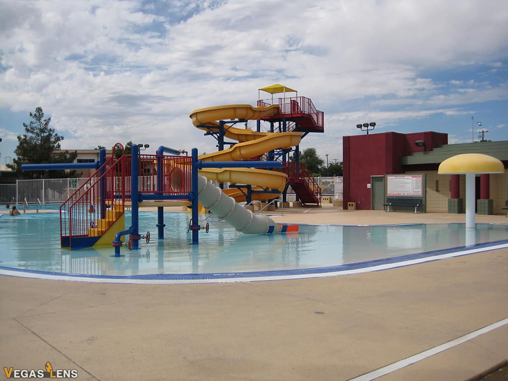 Parkdale Community Center and Water Park - Vegas water Parks