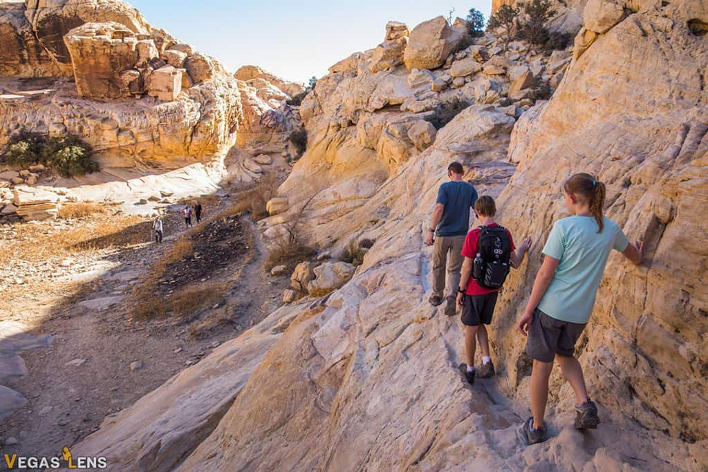 Red Rock Canyon - Toddler Activities in Las Vegas