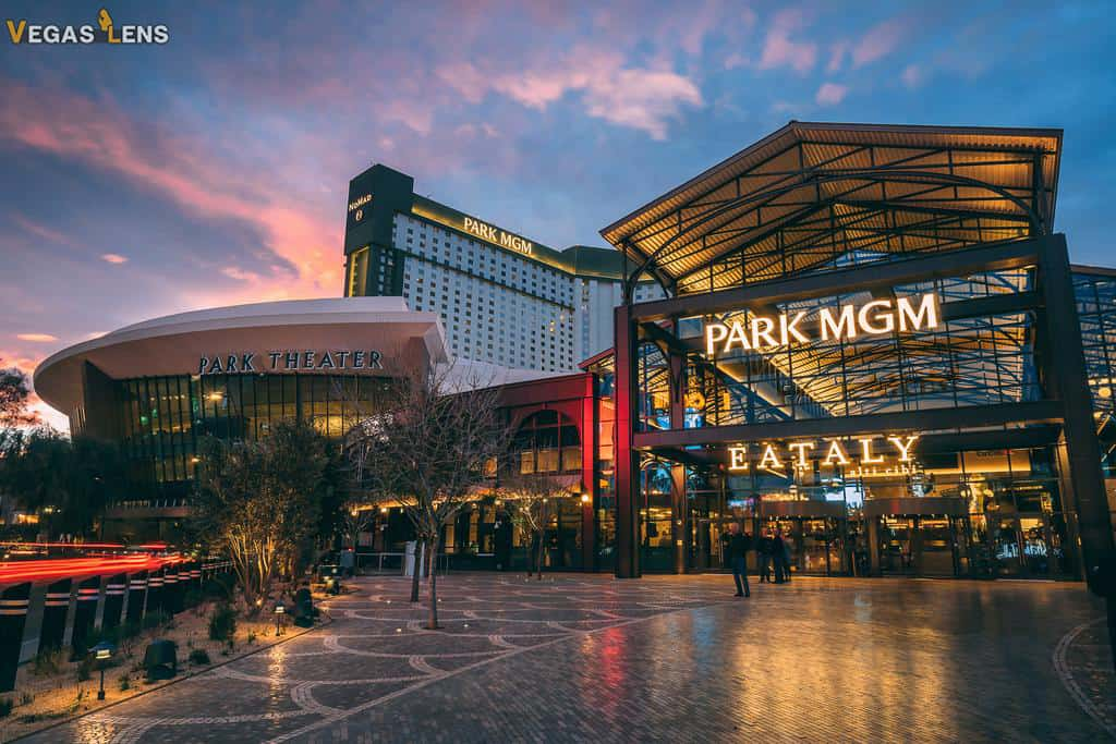 The Park MGM - Best Hotels in Vegas for Teenagers