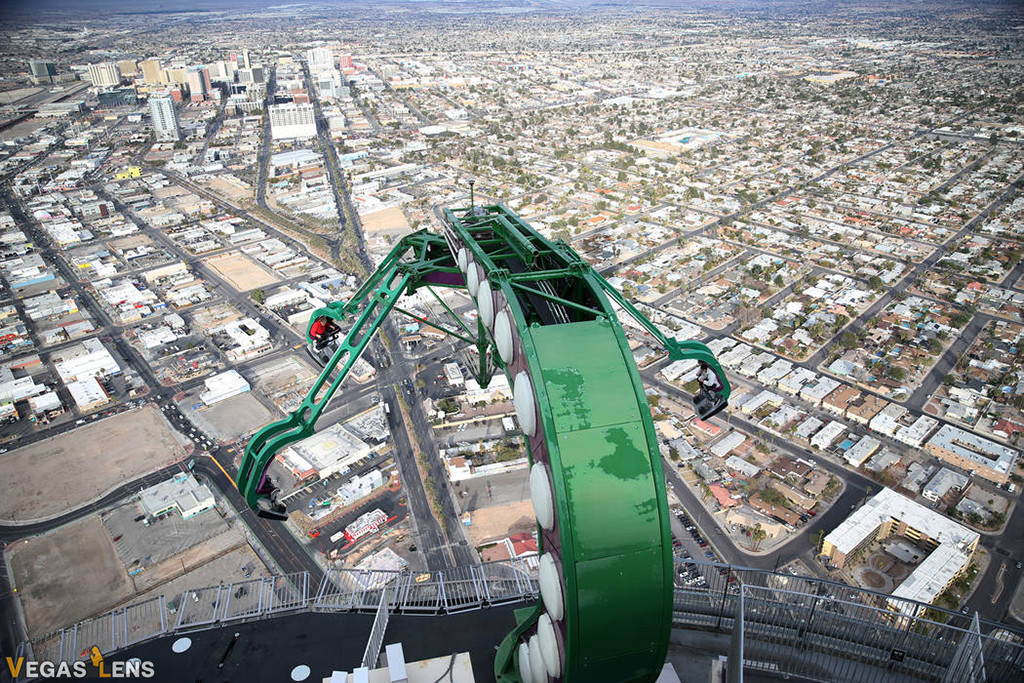 The Stratosphere - Things to do in Las Vegas for Teens