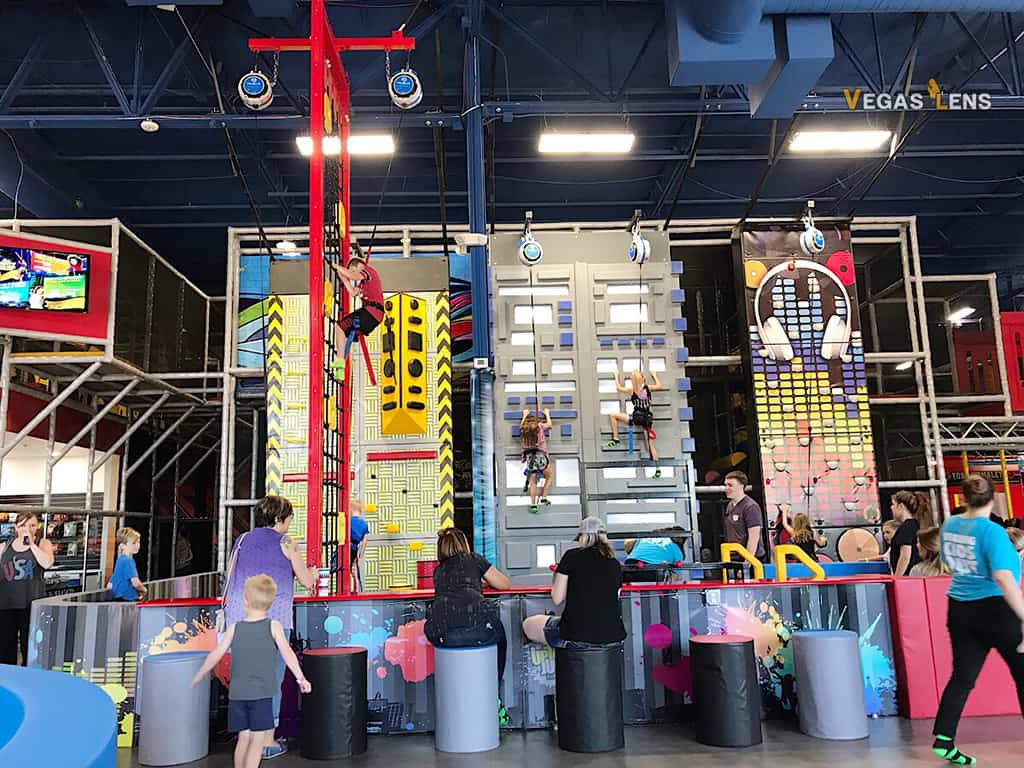 Uptown Jungle Fun Park - Trampoline Parks in Las Vegas
