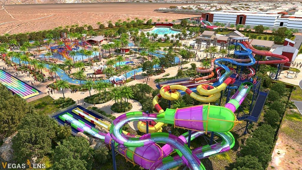 Wet 'n Wild Las Vegas - Water Parks in Las Vegas Nevada