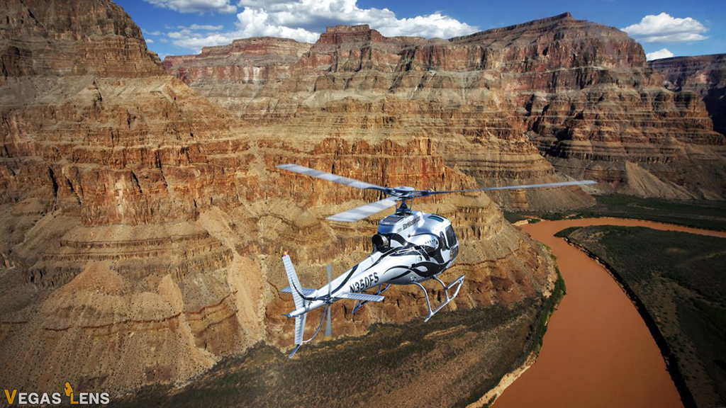 Chopper Tour of Grand Canyon - Las Vegas Teenage Activities