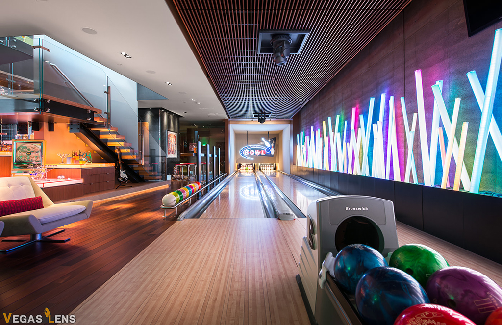 Go Bowling - Things to do in Vegas under 18