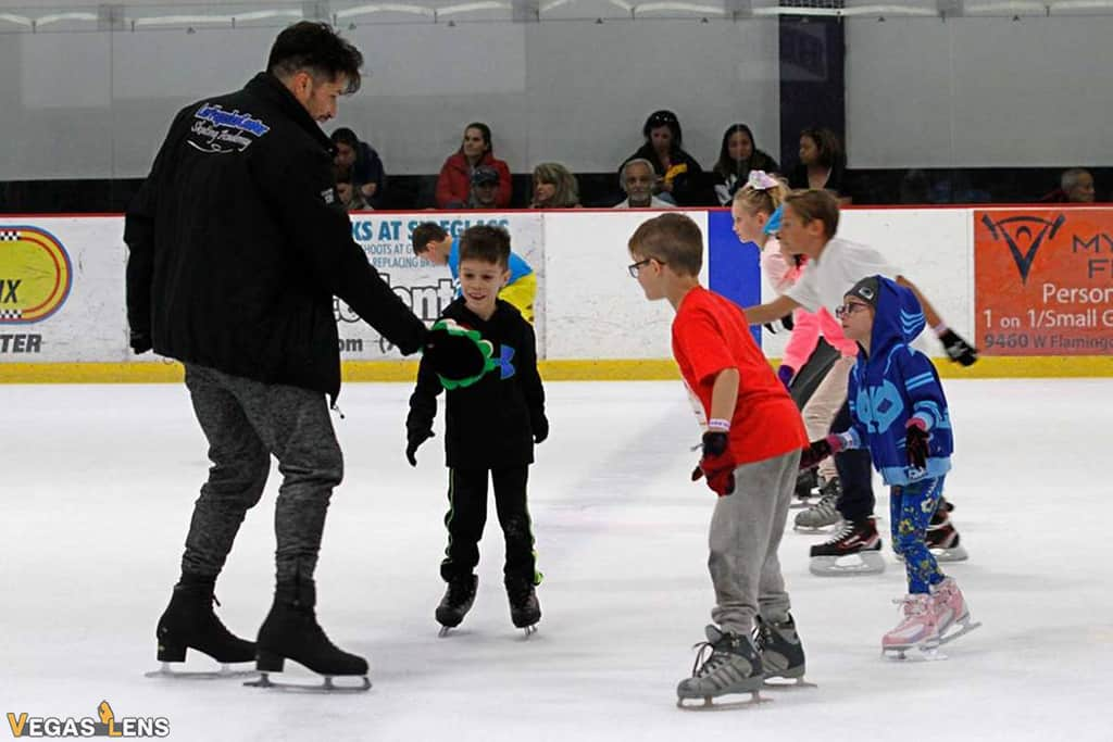 Las Vegas Ice Center - Things to do with toddlers in Las Vegas